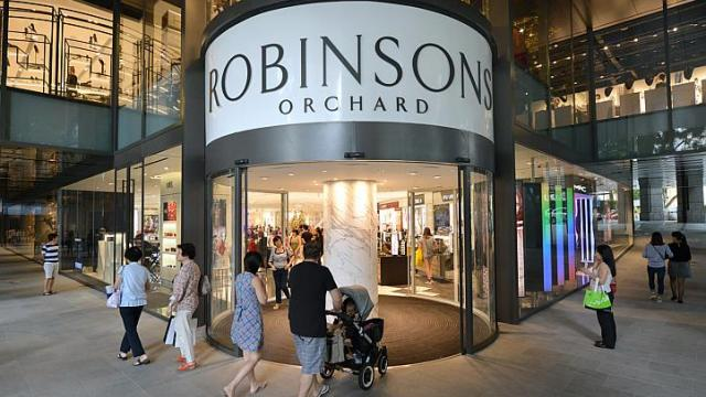 Robinsons: Down memory lane with Singapore's oldest home-grown department store